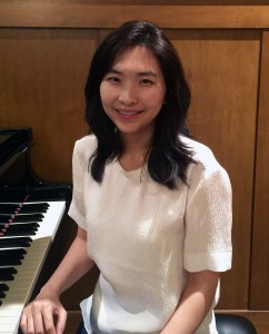 Dr. Jong Eun Lee, piano faculty