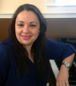 Irena Kirova, piano, theory