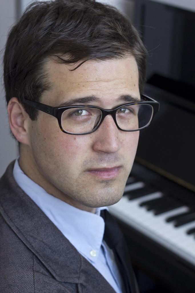 Maxwell Adkisson, piano