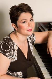 Maria Khavin, piano, theory
